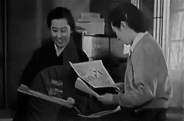 4 20.8.7 映画「或る夜の殿様」「故郷」「鬼火」 (91)