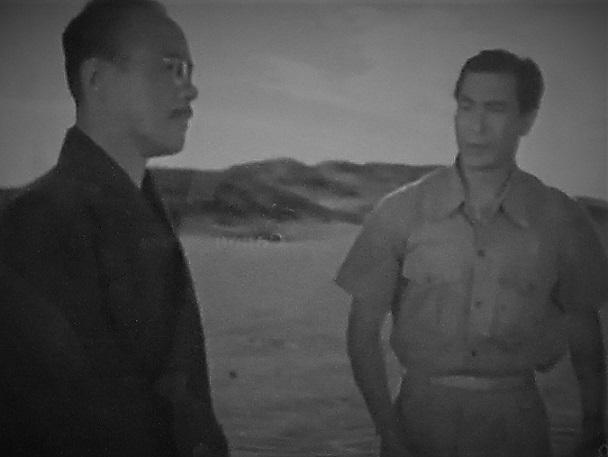 6 20.9.20 団地清掃、映画「面影」「しいのみ学園」 (7)