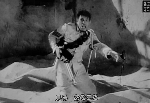 3 20。11.28 獅子(鬼)柚子、ユリ満開、映画「肉弾鬼中隊」 (21)