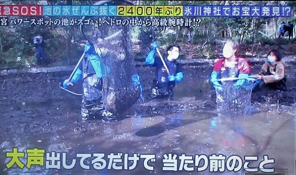 A 21.3.14 映画「東京難民「かあちゃん」「吉田類の(今宵、ほろ酔い酒場で。池の水・・ (74)