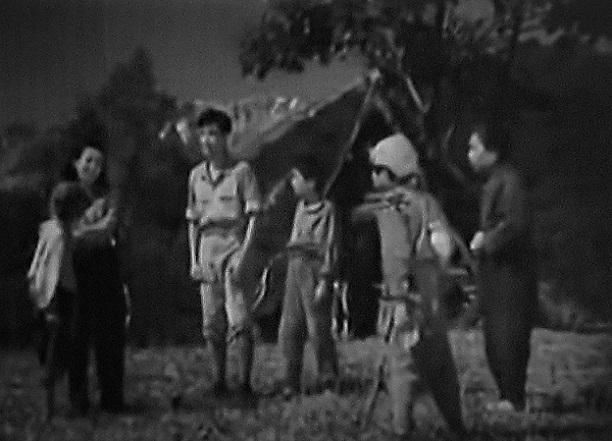 8 21.4.1 絵・椿。桜堂の🌸、映画「わが谷あ緑なりき」、「鐘の鳴る丘❶」  (94)