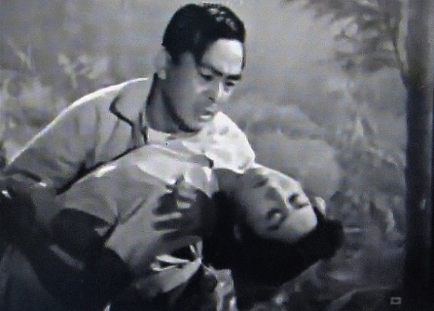 ❷21.4.6 映画「美徳のよろめき」、「高原の駅よさようなら」。「歌うエノケン捕物帖  (28)