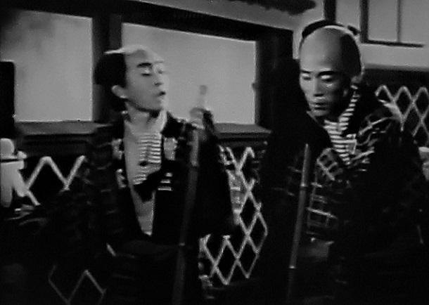 ❸21.4.6 映画「美徳のよろめき」、「高原の駅よさようなら」。「歌うエノケン捕物帖  (67)