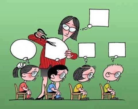 四角四面の人間を育てる-とんちの効いた画像