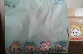 ミスド 紙袋