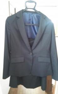 イオン レディース スーツ 文化服装学院 ブラック