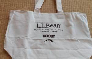 マウントレーニア×GOOUT 必ずもらえるオトナをあそぶキャンペーン ビッグトート L.L.Bean