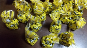 フルタ ミニオン バナナチョコ 個包装 かわいい