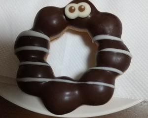 おうち de ミスド ハロウィーン くるくるチョコミイラ