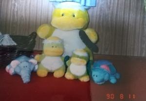かっぱのキューちゃん 1990年