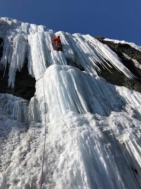 湯沸氷瀑リードITA