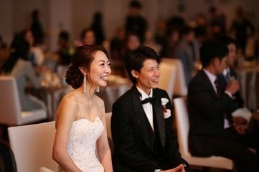 20201206結婚式カップル笑顔