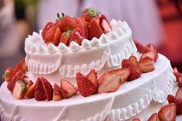 20201225クリスマスケーキ