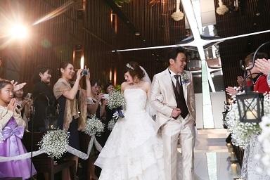 20210211結婚式チャペルセレモニー