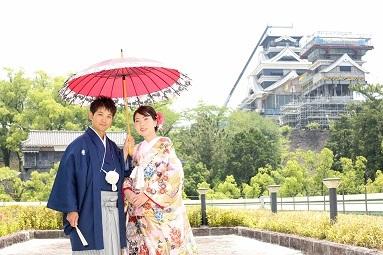 20210213熊本城和装