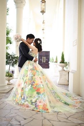 20210307熊本結婚式カップルカクテルドレス