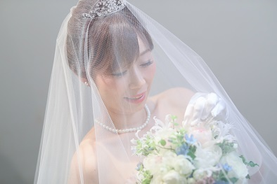 20210314結婚式新婦ウェディング
