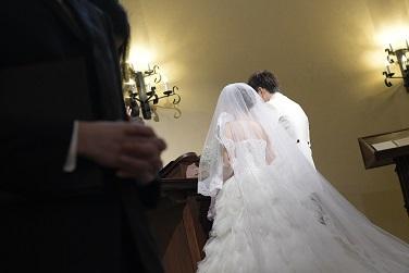20210407結婚式チャペル教会式