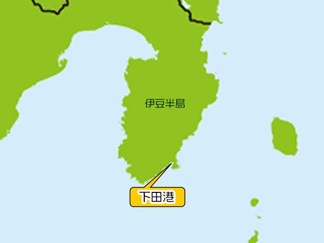 伊豆半島全体地図
