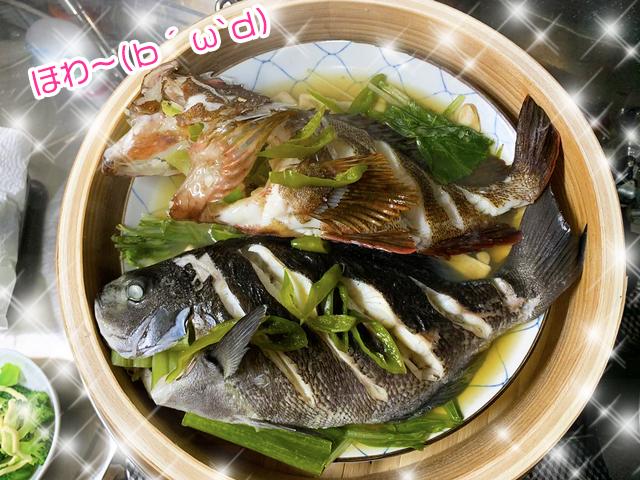 清蒸鮮魚3