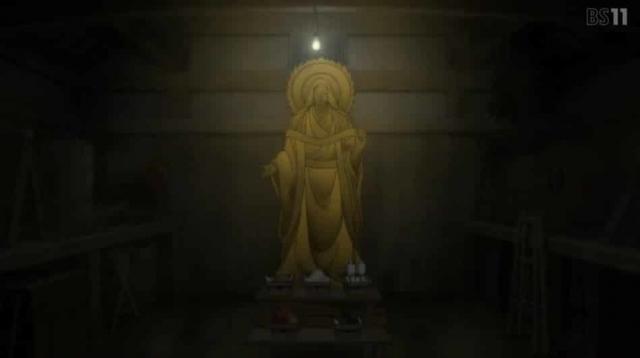 オヤシロサマ像