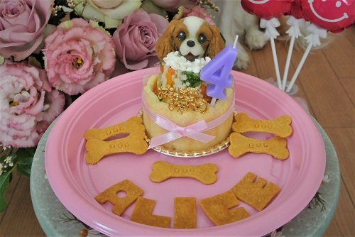 atelier Wafのケーキ