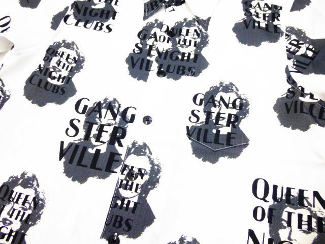 GANGSTERVILLE QUEEN OF THE NIGHT CLUBS-S/S SHIRTS