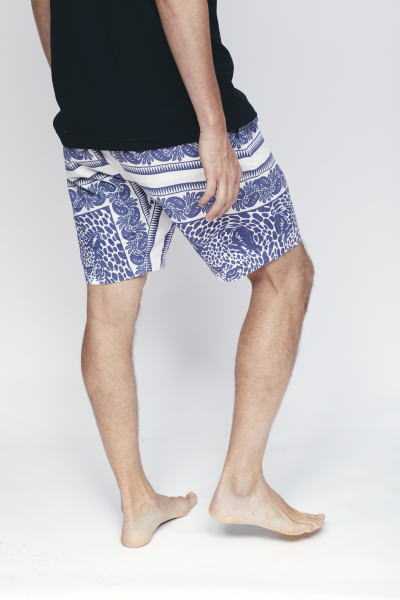 SOFTMACHINE BLEND BANDANA SHORTS