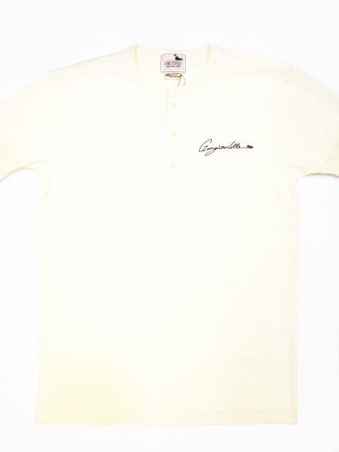 GANGSTERVILLE THE LOVE OF G.S.V.-S/S HENRY T-SHIRTS
