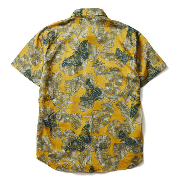SOFTMACHINE BLACK MOTH SHIRTS S/S