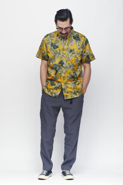 SOFTMACHINE BLACK MOTH SHIRTS S/S BIVOUAC PANTS MASTER GLASS