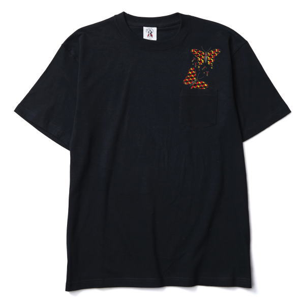 SOFTMACHINE GEOMETRIC BUTTERFLY-T