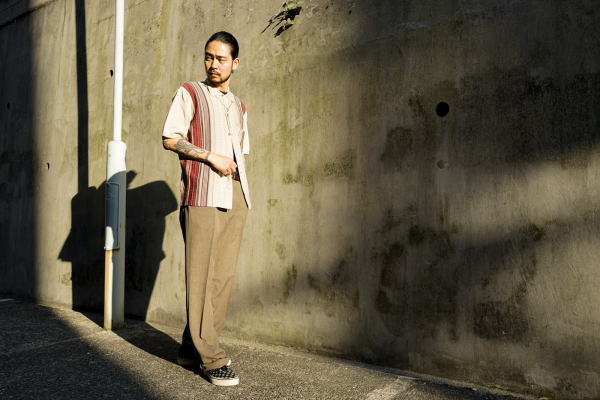 GANGSTERVILLE BOULEVARD-S/S SHIRTS REBEL-PANTS