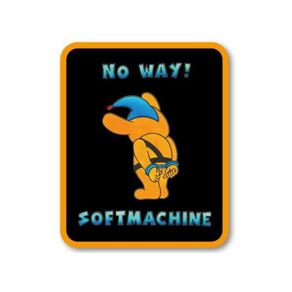 SOFTMACHINE STICKER SET