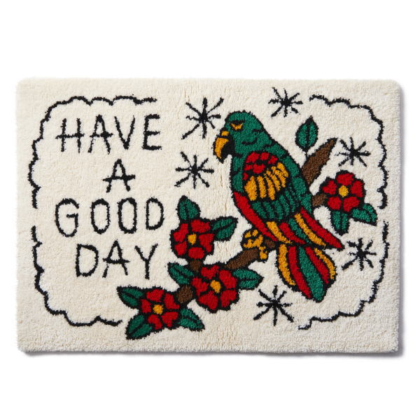 SOFTMACHINE GOOD DAY RUG