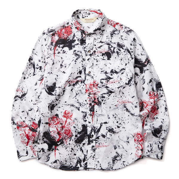 SOFTMACHINE RED ROSES SHIRTS L/S