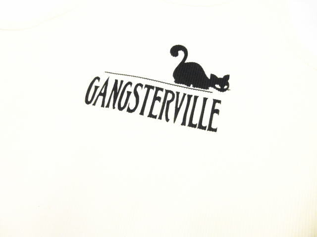 GANGSTERVILLE GANGSTERVILLE SIG-TANK TOP