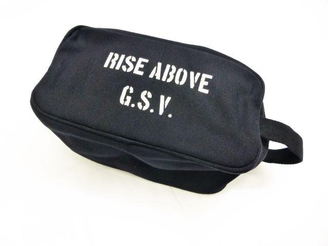 GANGSTERVILLE RISE ABOVE-TRAVEL KIT BAG