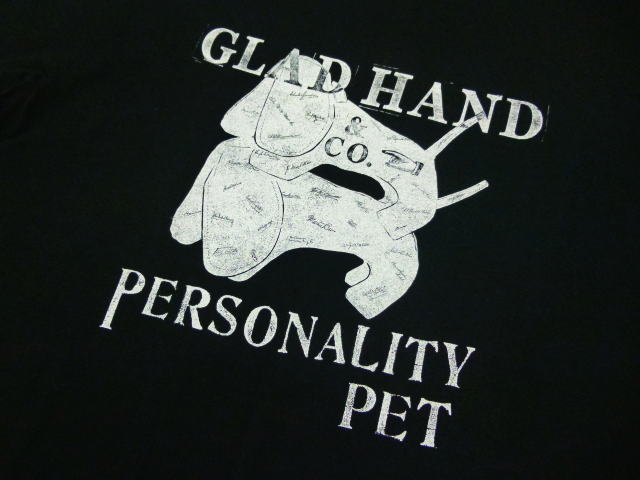 GLAD HAND PERSONALITY PET-S/S T-SHIRTS