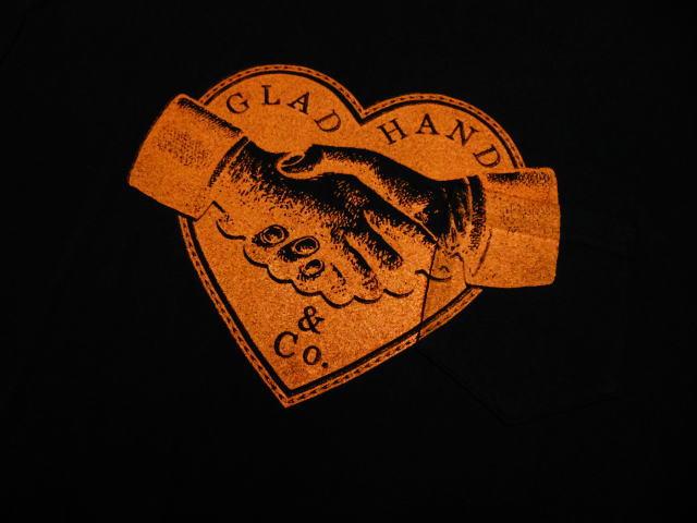 GLAD HAND HEARTLAND-S/S T-SHIRTS