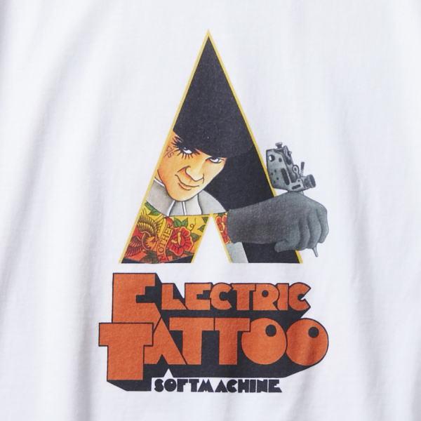 SOFTMACHINE ELECTRIC TATTOO-T