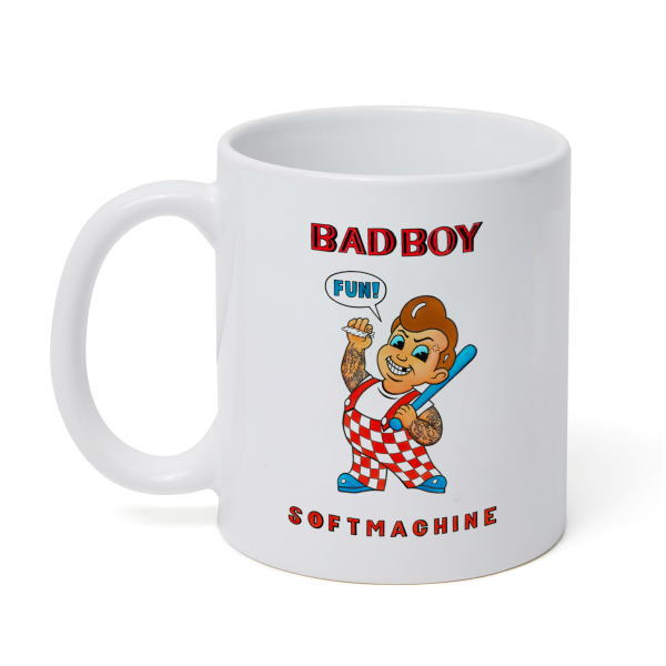 SOFTMACHINE BAD BOY MUG