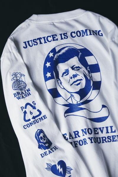 SOFTMACHINE JUSTICE L/S