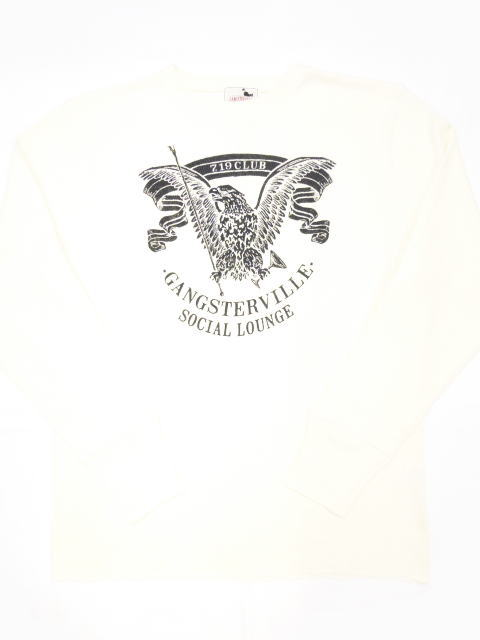 GANGSTERVILLE 7.19 CULB-L/S T-SHIRTS