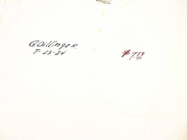 GANGSTERVILLE G.DILLINGER-L/S T-SHIRTS