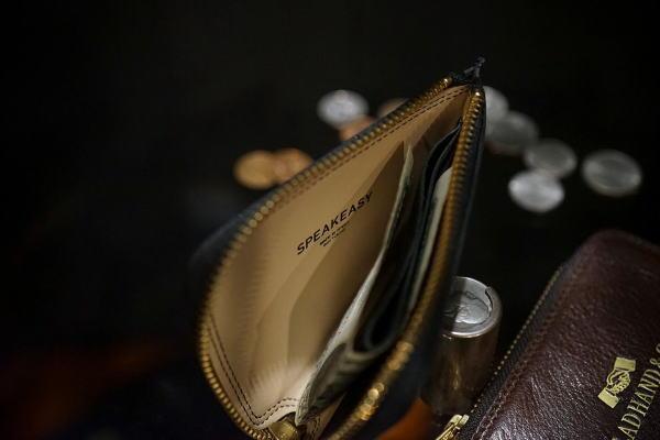 GLAD HAND COIN CASE