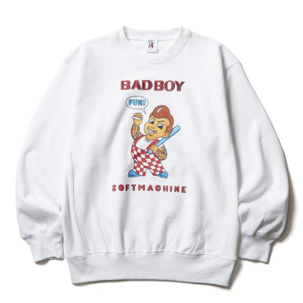 SOFTMACHINE BAD BOY SWEAT