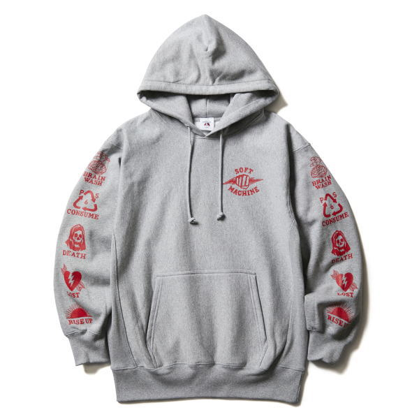 SOFTMACHINE JUSTICE HOODED
