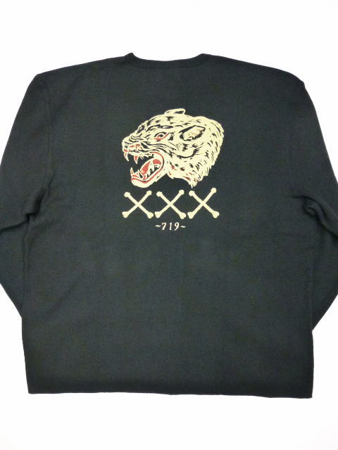 GANGSTERVILLE PANTHER PISS-L/S T-SHIRTS
