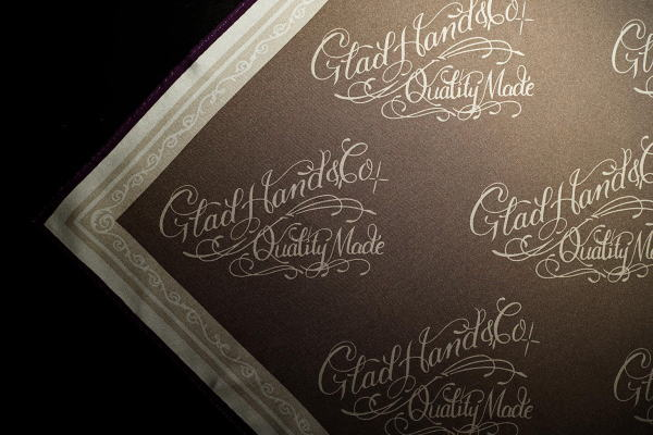 GLAD HAND SOCIAL-POCKET SQUARE